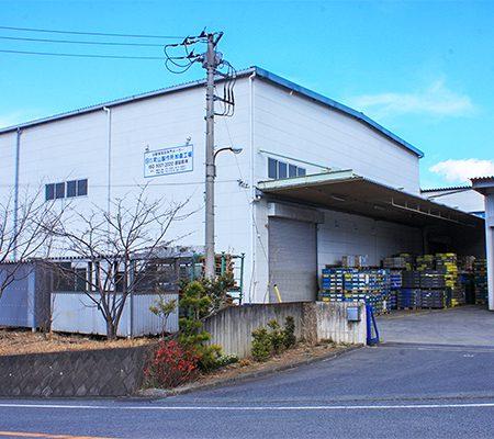 株式会社 町山製作所の外観